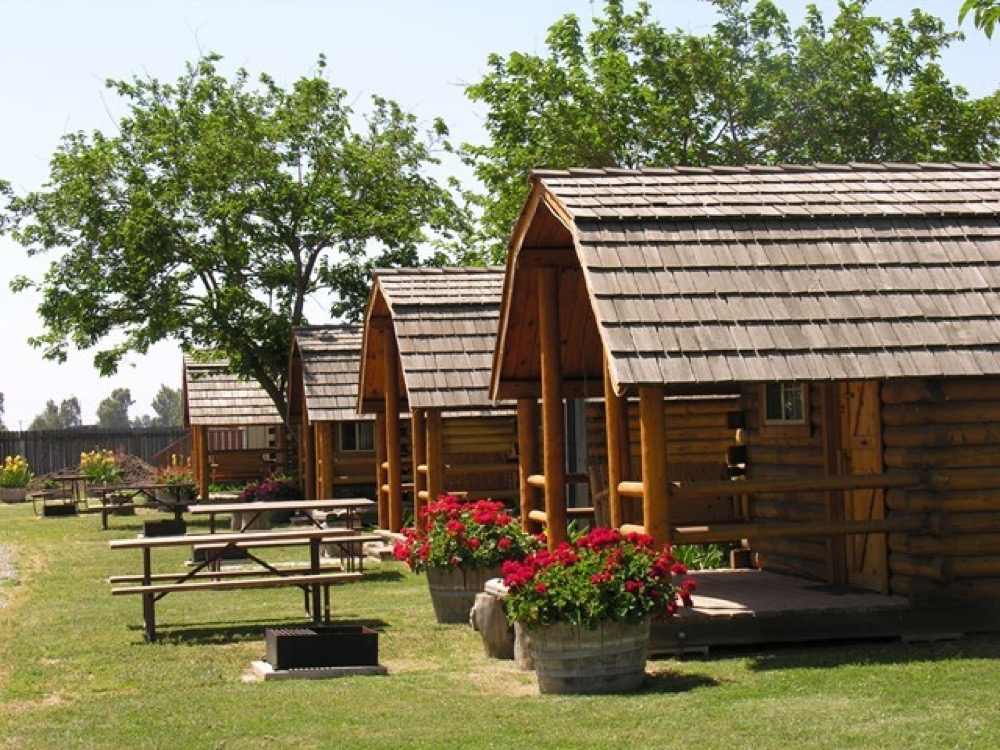 Visalia sequoia national park koa visalia california for Camping grounds with cabins