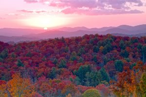 Best Destinations For Fall Colors in the U.S.