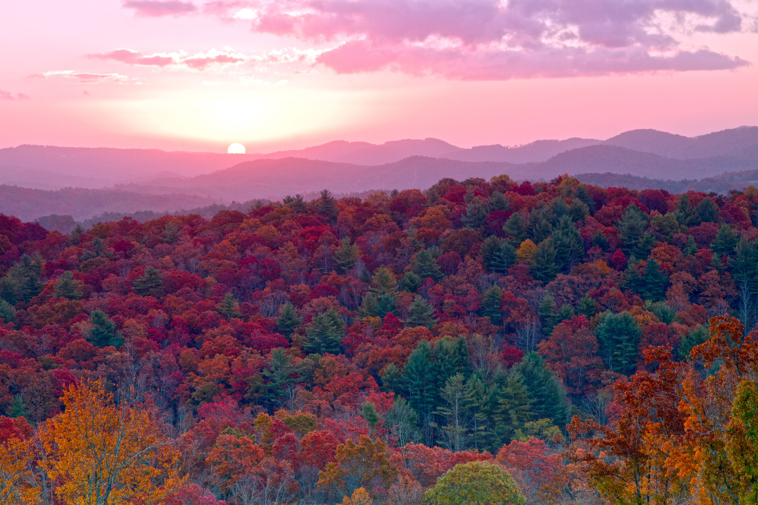 Best destinations for fall colors in the u s camp native for Best fall destinations in the us