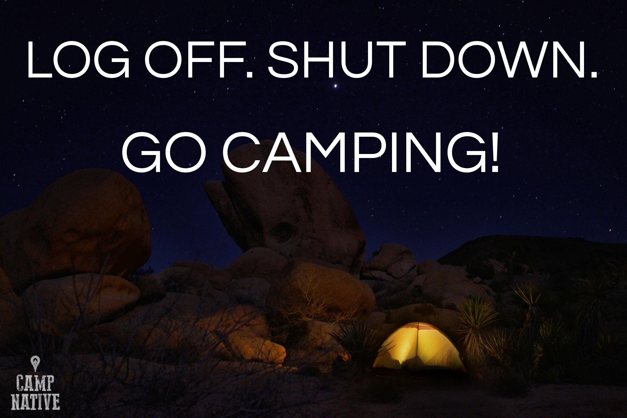 Camp Good Dog Facebook