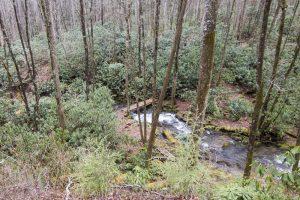 Huffman Creek Retreat: Robbinsville, North Carolina