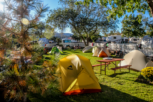 Campers Have Their Choice Of Large, Full Hook Up RV Sites, Cozy One And Two  Bedroom Cabins, And Shady Tent Sites With Access To Water And Electric.