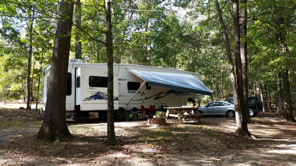 full hookup Camping i Virginia