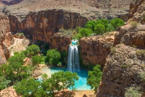 6 Grand Canyon Waterfalls You Need To Add To Your Bucket List