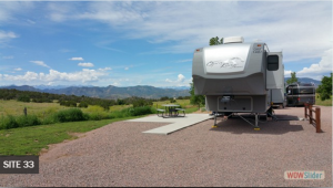 Mountain View RV Resort: Canon City, Colorado
