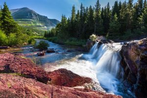 5 Waterfalls In Glacier National Park You Don't Want To Miss