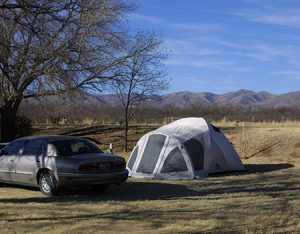Double Adobe Campground & Shotgun Sports: McNeal, Arizona