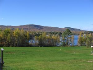 Burns Lake Campground: Whitefield, New Hampshire