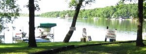 Red Willow Lake Resort: Binford, North Dakota