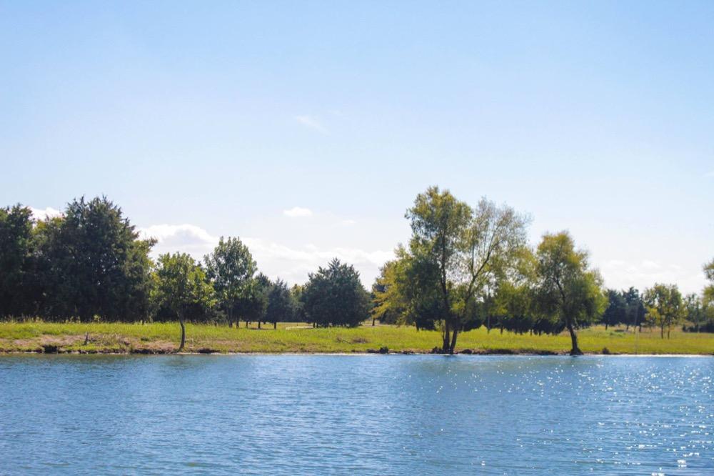 Stinson RV Park & Resort: Campbell, Texas - Camp Native