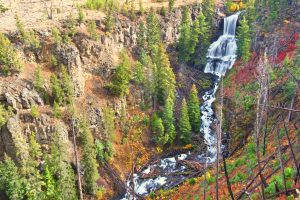 4 Must-See Waterfalls In Yellowstone National Park