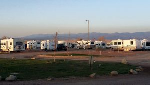 Haggard's RV Campground: Pueblo West, Colorado