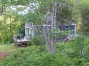 Long Cove Cottages: Tenants Harbor, Maine