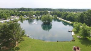 Spring Lake RV Resort: Crossville, Tennessee